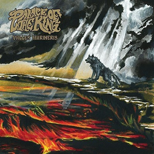 Valles Marineris by Palace of the King