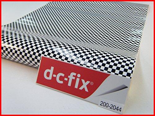 d-c-fix-autocollant-noir-et-blanc-a-carreaux-45-cm-x-2-metre-rouleau-dos-adhesif-vinyle-200-2044