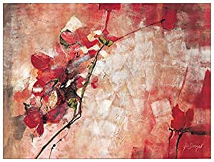DREYER - Symphony in Red (Panneaux MDF 120x90 cm)