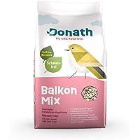 Donath Mix per balconi - Miscela Senza gusci per Un Balcone Pulito - pregiato Cibo per Uccelli Selvatici Adatta Tutto l…