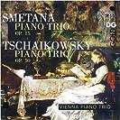 Tchaikovsky; Smetana: Piano Trios
