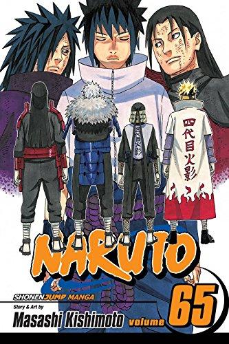 Naruto - Volume 65