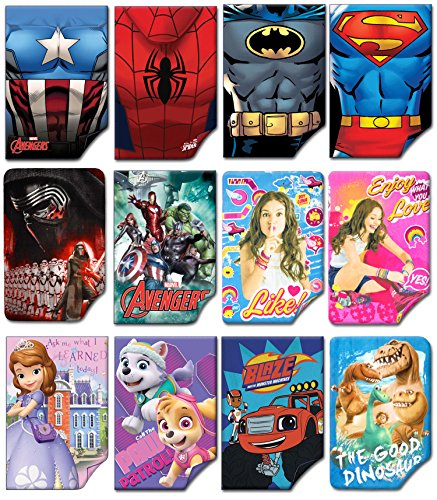characters-cartoons-plaid-couverture-dhiver-pour-enfant-motifs-disney-pixar-dc-comics-marvel-nickelo