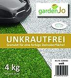 Gardenjo Weiß 4 kg