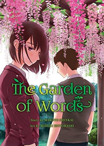 The Garden Of Words por Makoto Shinkai