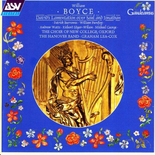 Allegro-display (Boyce: Ode on St Cecilia's Day 'The Charms of Harmony Display' - 1. Overture: Allegro - (Moderato))