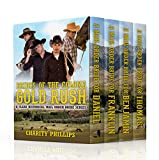 Brides Of The Coloma Gold Rush: A Clean Historical Mail Order Bride Series
