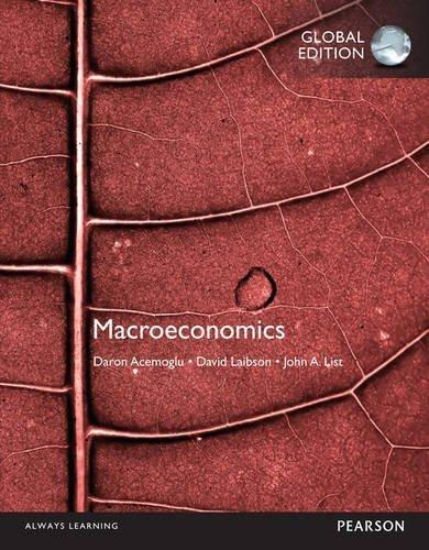 Macroeconomics by Daron Acemoglu (2015-06-25)