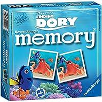 Ravensburger Disney - Juego de mesa memory de Buscando a Finding Dory Mini Memory