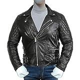 Feather Skin Brando Biker Genuine Leather Jacket