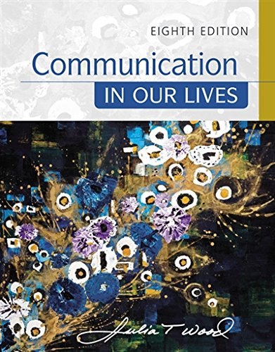 Read PDF Communication In Our Lives Read Best Epub By