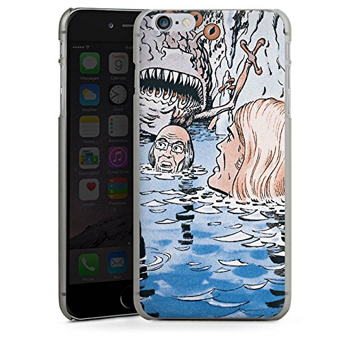 Apple iPhone X Silikon Hülle Case Schutzhülle Jan Tenner Fanartikel Merchandise Retro Hard Case anthrazit-klar