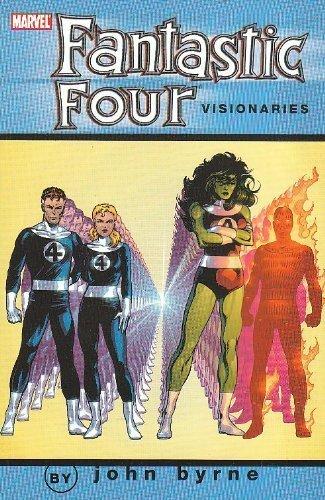 Fantastic Four Visionaries: John Byrne Volume 6 TPB: John Byrne v. 6 (Graphic Novel Pb) by John Byrne (2006-10-04)