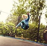 Ultrasport Gartentrampolin Jumper 180 cm inkl. Sicherheitsnetz - 4