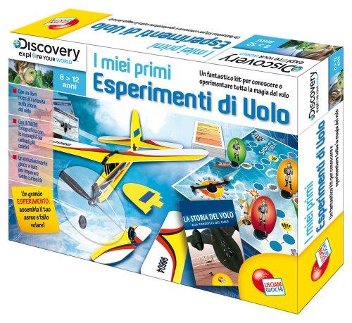 Liscianigiochi 35618 discovery esperimenti di volo