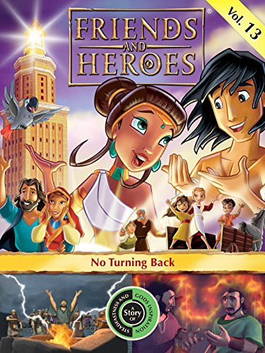 Friends and Heroes, Volume 13 - No Turning Back [OV]