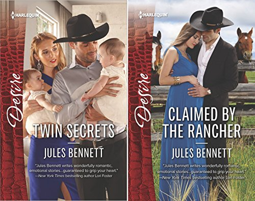 The Rancher's Heirs (2 Book Series) (2524 Series)