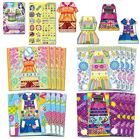 Aikatsu! Karte mit Mode-Brief feat. Bohemian Sky (Japan-Import)
