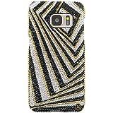 Uunique Millionär Infinity Schutzhülle für Samsung Galaxy S7Edge–Schwarz/Gold/Silber