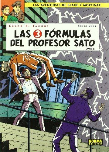 Las 3 fórmulas del profesor Sato II, Mortimer contra Mortimer Cover Image