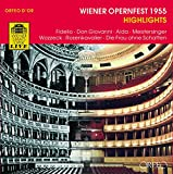 Wiener Opernfest 1955 Highlights