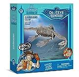 Unbekannt Geoworld 625276 - Dr. Steve Hunters: Dino Ausgrabungs-Set - Elasmosaurus-Skelett, Alter: 6+, Größe: 37 cm