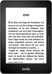 Kindle Voyage, Zertifiziert und generalüberholt, 15,2 cm (6 Zoll) hochauflösendes Display (300 ppi) mit integriertem intelli