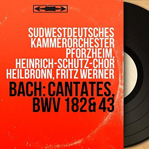 (Gott fähret auf mit Jauchzen, BWV 43, Pt. 1: Aria.