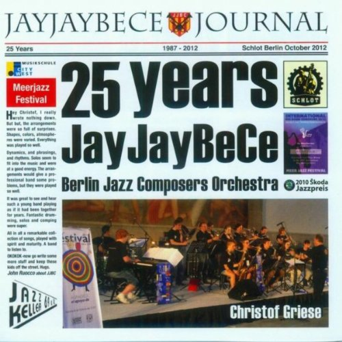 25 Years JayJayBeCe-Live at Schlot