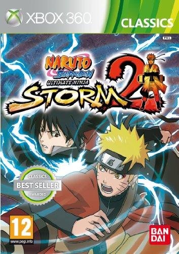 [UK-Import]Naruto Shippuden Ultimate Ninja Storm 2 Game (Classics) XBOX 360 (Naruto 360 Xbox Spiele)