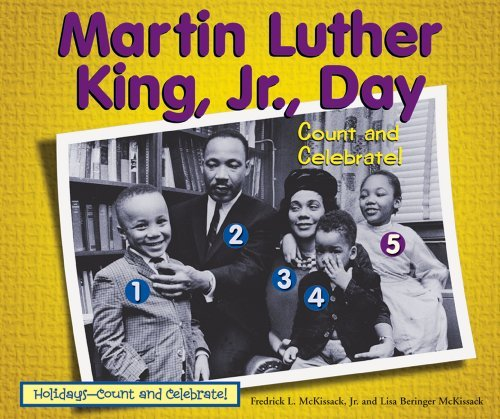 Martin Luther King, JR., Day: Count and Celebrate! (Holidays--Count and Celebrate!) by Fredrick McKissack Jr (2009-02-01)