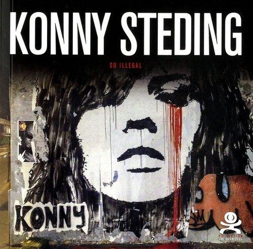 Konny Steding, so illegal de Elodie Cabrera (10 octobre 2014) Broch