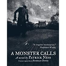 A Monster Calls: Illustrated Paperback