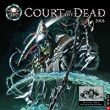 Court of the Dead 2018 Deluxe Wall Calendar