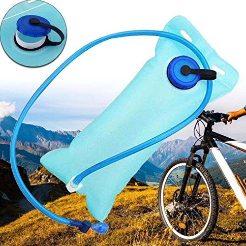 61e0WiYx5sL. SS500  - hunpta 2L Water Bag Backpack Hydration System Pack Outdoor Cycling