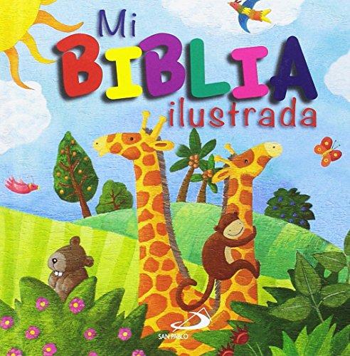 Mi Biblia ilustrada (Biblias infantiles) - 9788428551922