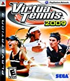 Virtua Tennis 2009 - Playstation 3 by Sega