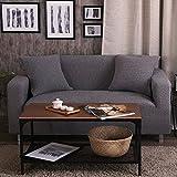 FDJKGFHGFCGDFGDG Sofa slipcover Punto Espesar Anti-Que Patina Cojines de sofá Tela Estilo Europeo Funda elástica Tapa Completo Protector de los Muebles para 1 2 3 4 Cojines sofá-C Silla