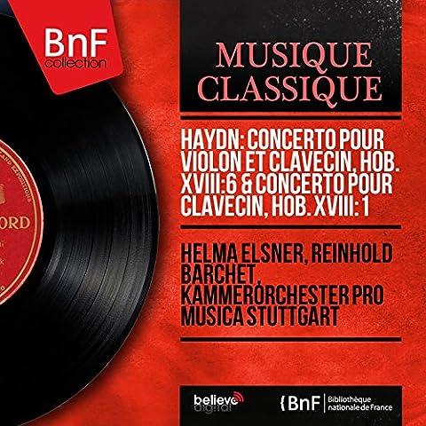 Keyboard Concerto In C Major, Hob. XVIII:1: III. Allegro Molto