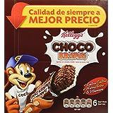Choco Krispies Barrita de Cereales con Cacao y leche - Pack de 6 x 20 g - Total: 120 g