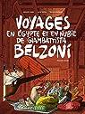 Voyages en Egypte et en Nubie de Giambattista Belzoni : Premier voyage par Jarry