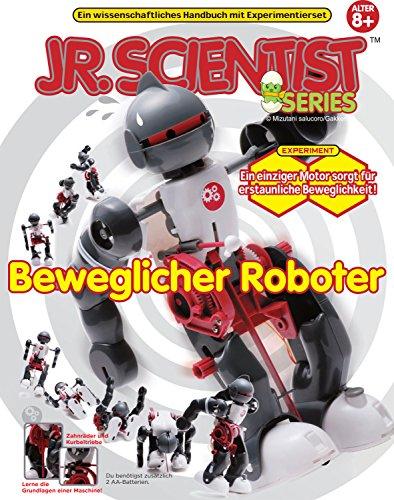 Eduscience Junior Scientist Tumbling Robot