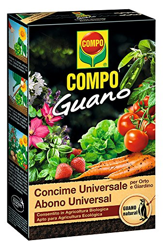 Compo Universal-Dünger Guano, 1 kg