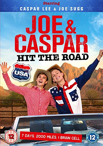 Joe & Caspar Hit The Road USA [DVD] [2016]