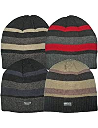 Thinsulate Striped Beanie