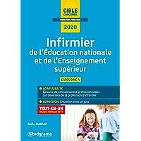 Infirmier de l'éducation nationale et de l'enseignement supérieur 2020