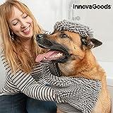 GKA XXL Mikrofaser Hundehandtuch Extrem saugfähig Hunde Handtuch Gegen Gerüche