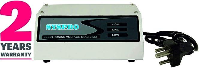 Syspro-Axvolt Refrigerator-Plus Voltage Stabilizer
