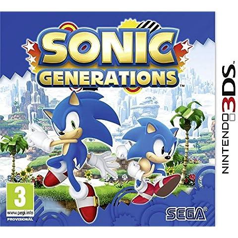 Sonic Generations [Importación francesa]