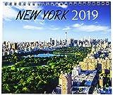 Grupo Erik Editores cs19002–Calendrier de bureau 2019New York, 17x 20cm